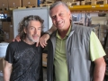 Norbert und Simon Phillips