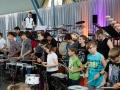 35 Jahre DRUMS | Intro mit den Schülern | 09.06.2018, TSV-Tennishalle Dachau | Fotos © Sepp Salvermoser