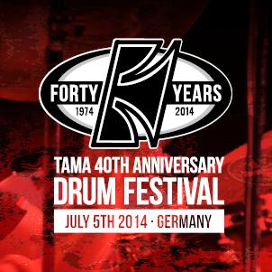 Tama Drum Festival 2014