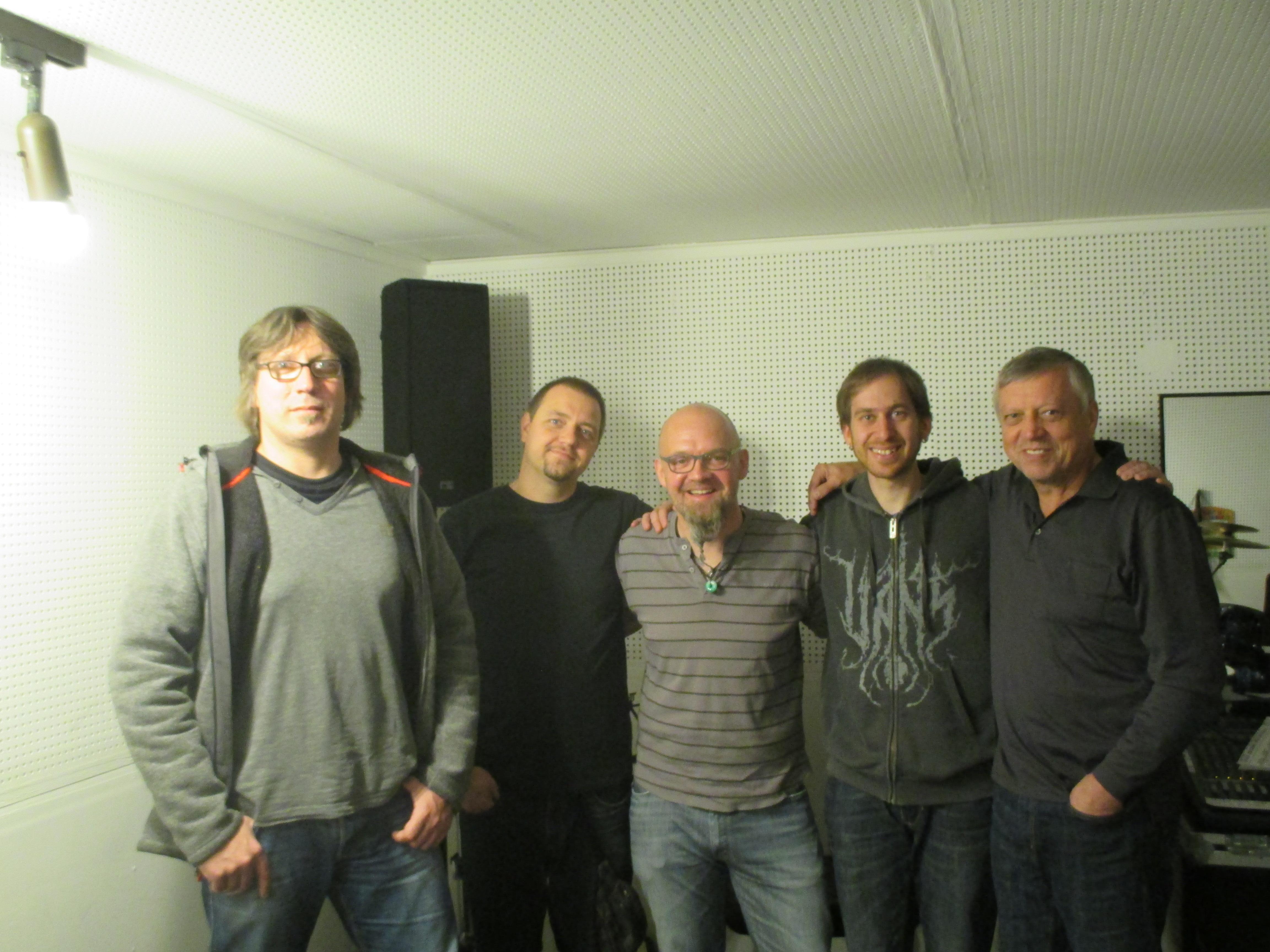 Claus Hessler bei DRUMS