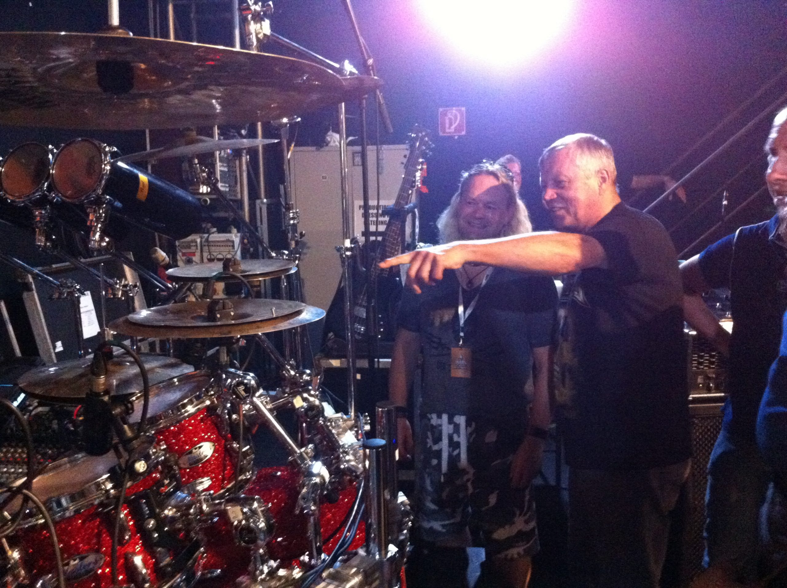 DRUMS bei AXXIS